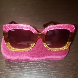 Authentic Women Gucci Sunglasses